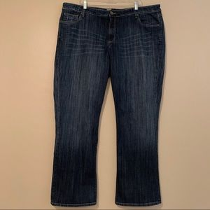 Kut from the Kloth 20W Farrah Baby Bootcut jeans